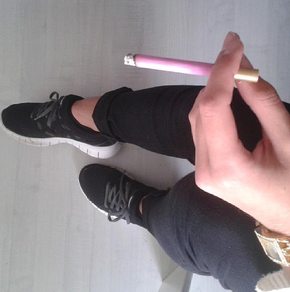 Pink sigarettes