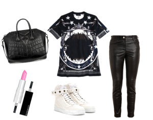 outfit givenchy